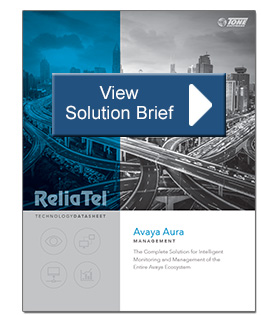 ReliaTel Avaya Aura Solution Brief